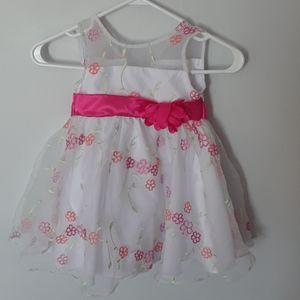 3/25$ Jona Michelle floral casual dress